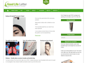 shop.goodlifeletter.com