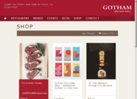 shop.gothambarandgrill.com
