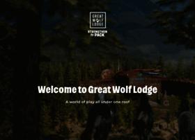 Shop.greatwolf.com