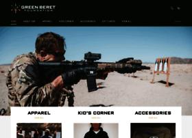 shop.greenberetfoundation.org