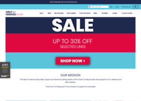 shop.helpforheroes.org.uk