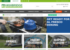 shop.highbridgecaravans.co.uk