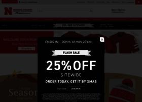 shop.huskers.com