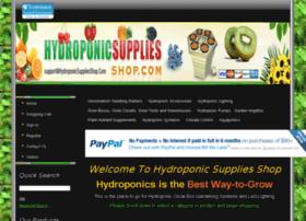 shop.hydroponicsuppliesshop.com