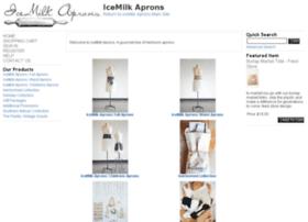 shop.icemilkaprons.com