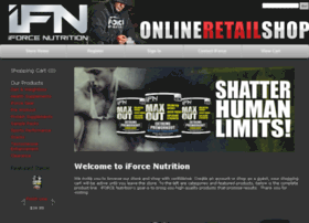 shop.iforcenutrition.com
