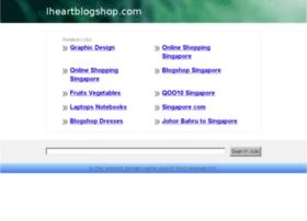 shop.iheartblogshop.com