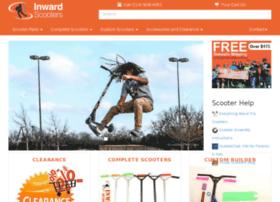 shop.inward-scooters.com