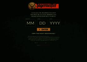 shop.jagermeister.com