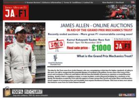 shop.jamesallenonf1.com