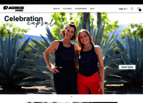 shop.jazzercise.com