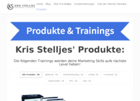 shop.krisstelljes.de