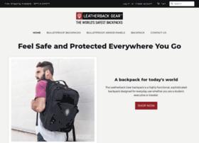 shop.leatherbackgear.com