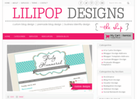 shop.lilipopdesigns.com