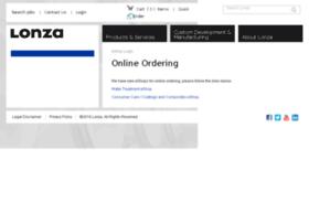 shop.lonza.com