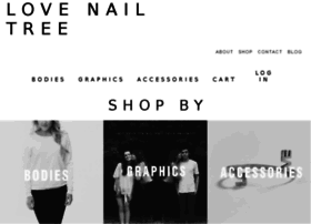 shop.lovenailtree.com