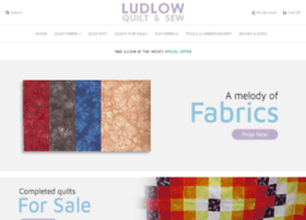 shop.ludlowquiltandsew.co.uk