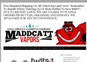 shop.maddcattvapors.com