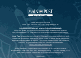 shop.mainpost.de