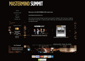 shop.mastermindsummit.com