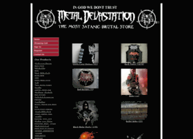 shop.metaldevastation.com