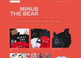 shop.minusthebear.com