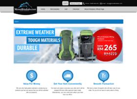 shop.mountkinabalu.com
