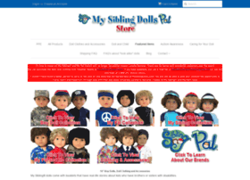 shop.mysiblingdolls.com