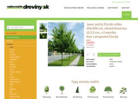 shop.najlacnejsiedreviny.sk