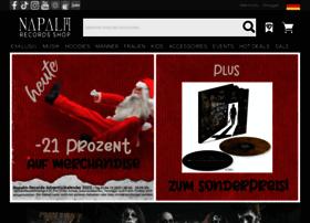 shop.napalmrecords.com