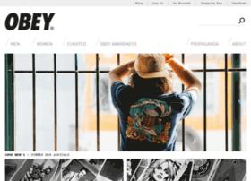 shop.obeyclothing.com