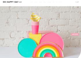 shop.ohhappyday.com