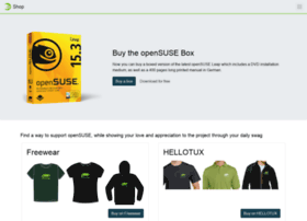shop.opensuse.org