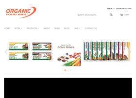 shop.organicfoodbar.com