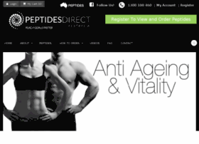 shop.peptidesdirect.com.au
