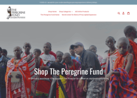 shop.peregrinefund.org
