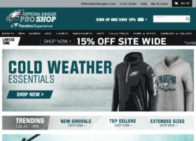 shop.philadelphiaeagles.com