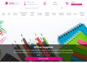 shop.pinkoffice.co.uk