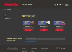 shop.powerbar.com