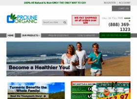shop.prolineorganic.com