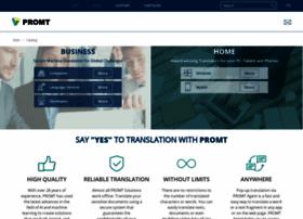 shop.promt.com