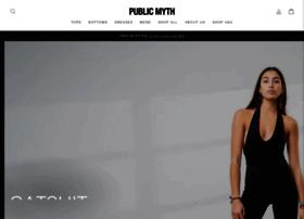 shop.publicmyth.com