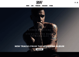 shop.robbiewilliams.com