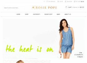 shop.rosiepope.com