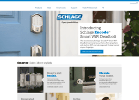 shop.schlage.com
