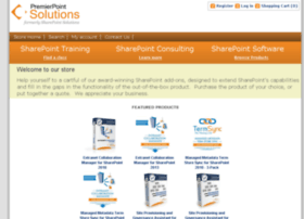 shop.sharepointsolutions.com