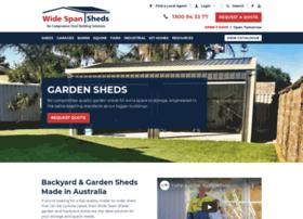 shop.sheds.com.au