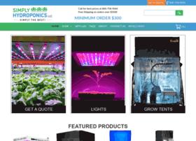 shop.simplyhydro.com