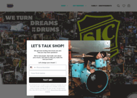 shop.sjcdrums.com