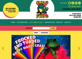 shop.snogthefrog.com.au